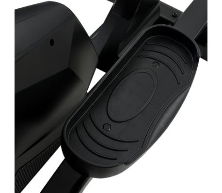 vidaXL Magnetni eliptični trenažer z merilnikom pulza XL[8/9]