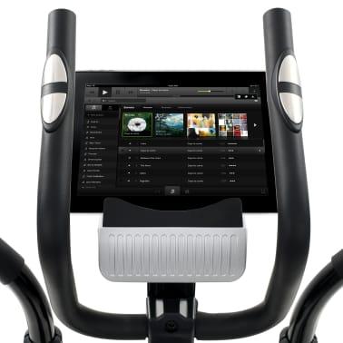 vidaXL Magnetni eliptični trenažer z merilnikom pulza XL[7/9]