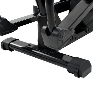 vidaXL Magnetni eliptični trenažer z merilnikom pulza XL[9/9]