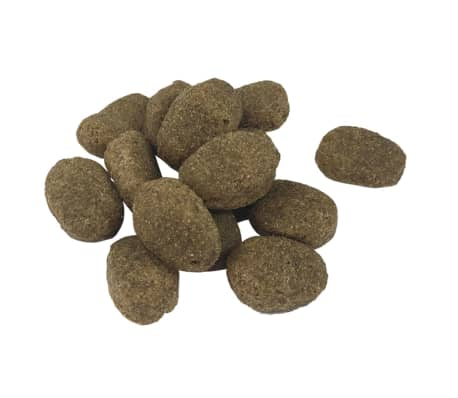 vidaXL Premium-Trockenhundefutter Adult Sensitive Lamb & Rice 2 x 15 kg[7/10]