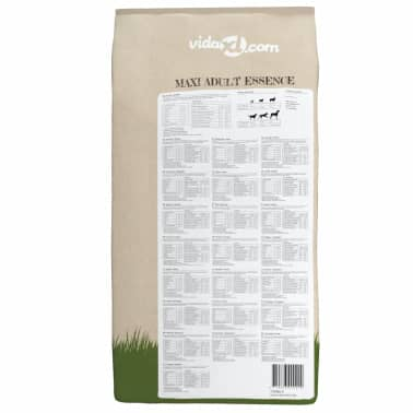 vidaXL Suha hrana za pse Maxi Adult Essence Beef&Chicken 2 vreči 30 kg[4/10]