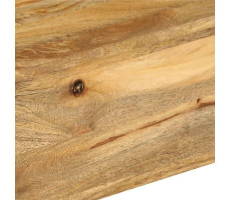 vidaXL Kavos staliukas, 110x55x35 cm, mango medienos masyvas[13/22]