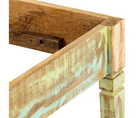 vidaXL Cadru de pat, 160 x 200 cm, lemn masiv de mango[7/16]