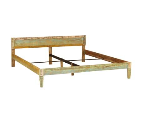 vidaXL Bedframe massief mangohout 180x200 cm[14/15]