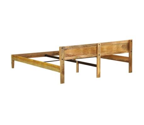 vidaXL Bedframe massief mangohout 180x200 cm[5/15]