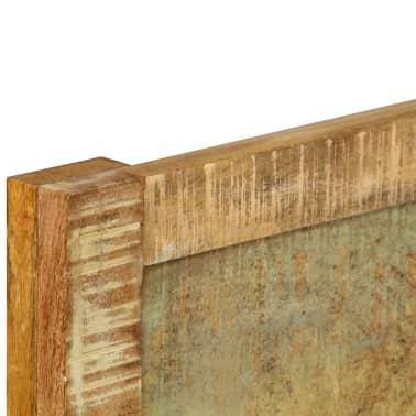 vidaXL Bedframe massief mangohout 180x200 cm[6/15]
