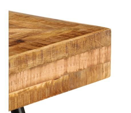vidaXL Schreibtisch Massivholz Mango 118 x 50 x 75 cm[7/13]