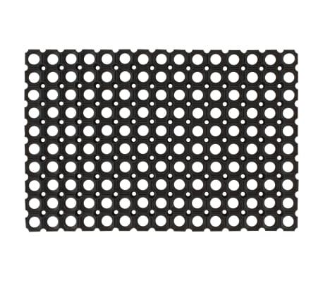 vidaXL Rubbermatten 23 mm 40x60 cm 5 st[1/5]