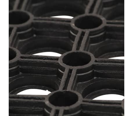 vidaXL Rubbermatten 23 mm 40x60 cm 5 st[3/5]