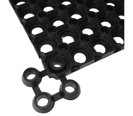 vidaXL Predpražniki iz gume 5 kosov 23 mm 40x60 cm[5/5]