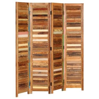vidaXL Kambario pertvara, perdirbtos medienos masyvas, 170cm[1/13]