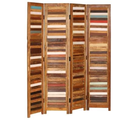 vidaXL Kambario pertvara, perdirbtos medienos masyvas, 170cm[12/13]