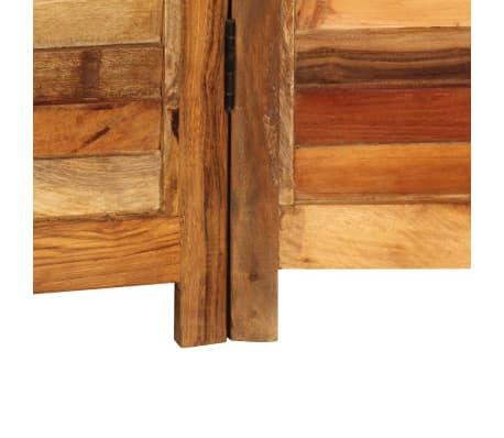 vidaXL Kambario pertvara, perdirbtos medienos masyvas, 170cm[5/13]