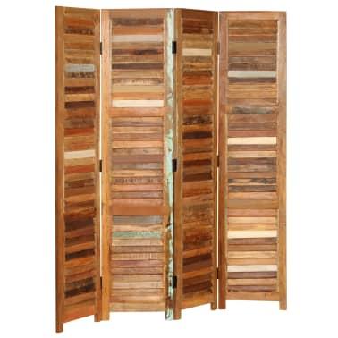 vidaXL Kambario pertvara, perdirbtos medienos masyvas, 170cm[11/13]