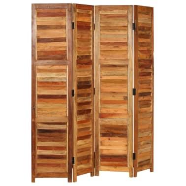 vidaXL Kambario pertvara, perdirbtos medienos masyvas, 170cm[13/13]