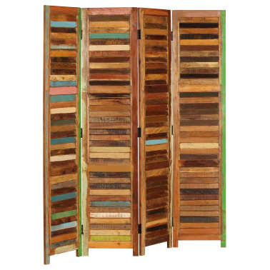 vidaXL Kambario pertvara, perdirbtos medienos masyvas, 170cm[10/13]