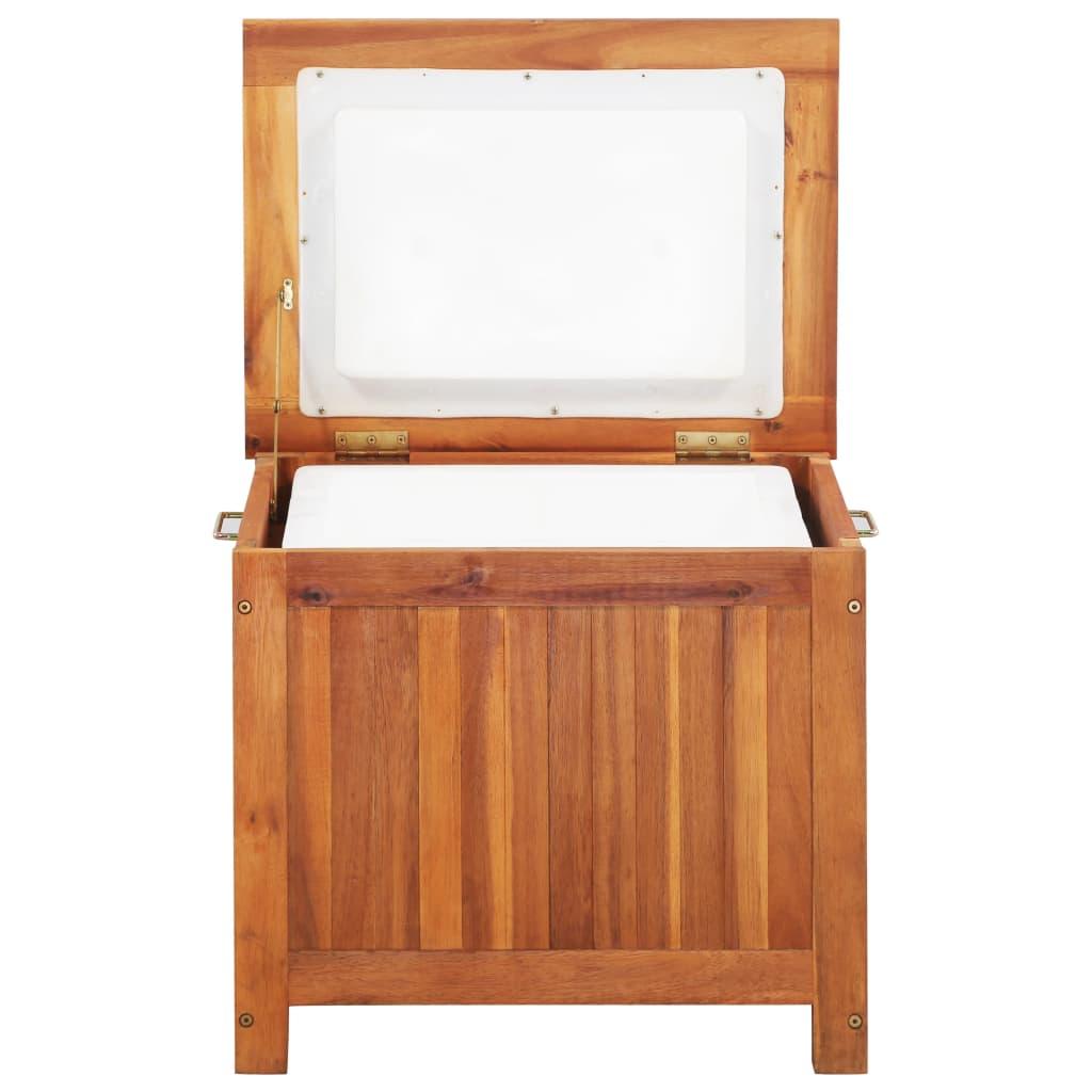 99943993 Eisbox Akazienholz Massiv 63 x 44 x 50 cm