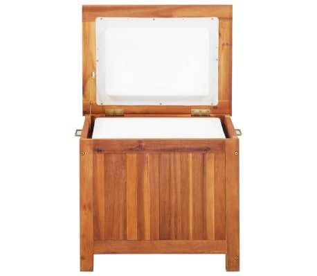 vidaXL Nevera portátil de madera maciza de acacia 63x44x50 cm[2/9]