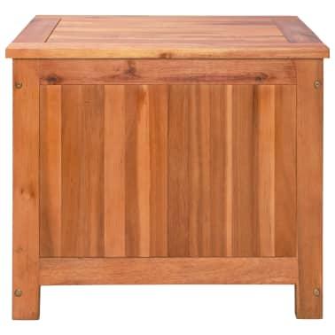 vidaXL Nevera portátil de madera maciza de acacia 63x44x50 cm[6/9]