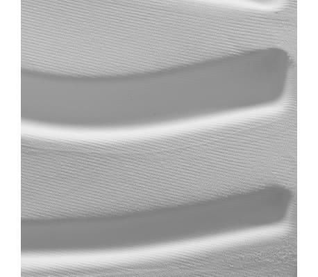 vidaXL Sienos plokštės, 12 vnt., 0,8x0,625 m, 6m², 3D[5/6]