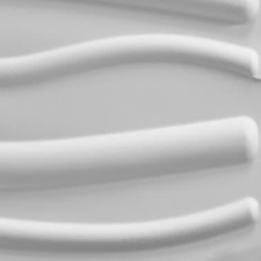 vidaXL Sienos plokštės, 12 vnt., 0,8x0,625 m, 6m², 3D[6/6]