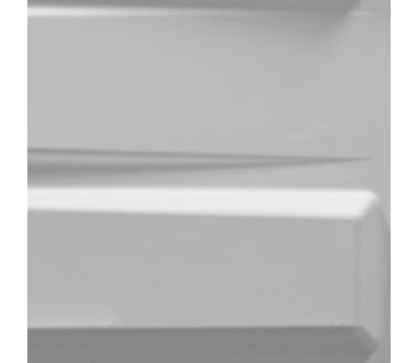 vidaXL Panel de pared 3D 24 unidades 0,5x0,5 m 6m²[4/5]