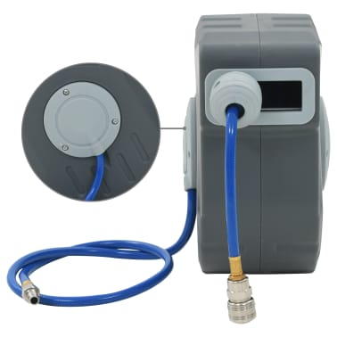 "vidaXL Automatic Air Hose Reel 3/8""[4/11]"