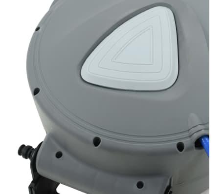 "vidaXL Automatic Air Hose Reel 1/4""[5/10]"