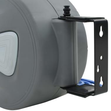 "vidaXL Automatic Air Hose Reel 1/4""[8/10]"