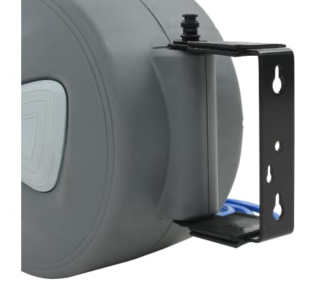 "vidaXL Automatic Air Hose Reel 1/4""[5/10]"
