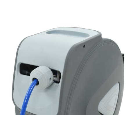"vidaXL Automatic Air Hose Reel 1/4""[6/10]"
