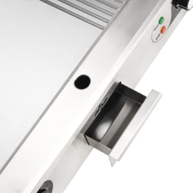 vidaXL Elektrinė keptuvė, nerūdijantis plienas, 4400W, 73x51x23cm[8/9]