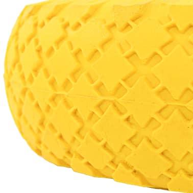 vidaXL Steekwagenwielen 3,00-4 (260x85) rubber 4 st[5/6]