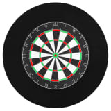 vidaXL Professional Dartboard Surround Ring EVA