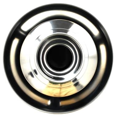vidaXL Chocoladefontein 60 W roestvrij staal zilver[6/7]