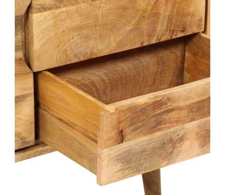 """vidaXL Sideboard Solid Mango Wood 35.4""""x15.7""""x27.2""""[13/19]"""