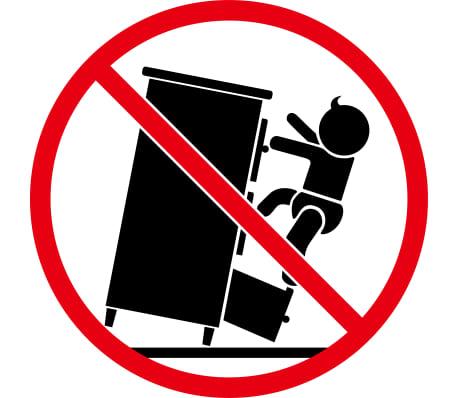 """vidaXL Sideboard Solid Mango Wood 35.4""""x15.7""""x27.2""""[17/19]"""