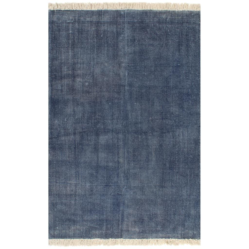 Voeg een uniek product toe aan je interieur met ons handgemaakte kelim tapijt. Het vloerkleed past perfect in je woonkamer, slaapkamer of kantoor.