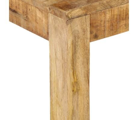 vidaXL Konferenční stolek 80 x 80 x 40 cm masivní mangovníkové dřevo[6/13]