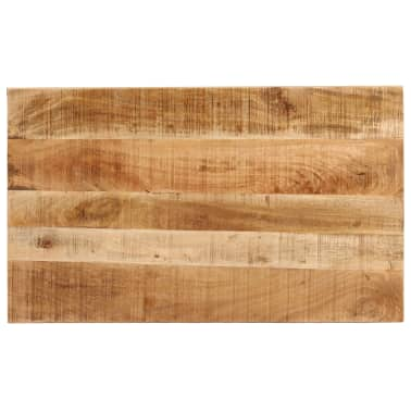 vidaXL Tavolino da Caffè in Legno Massello di Mango 100x60x40 cm[4/12]