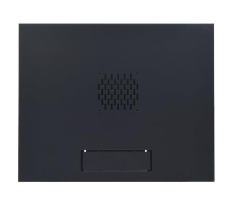 "vidaXL 6U Netzwerkschrank Wandmontage 19"" IP20 550x450x368 mm[5/9]"