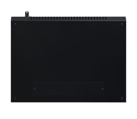 "vidaXL 9U Netzwerkschrank Wandmontage 19"" IP20 600x450x500 mm[4/9]"