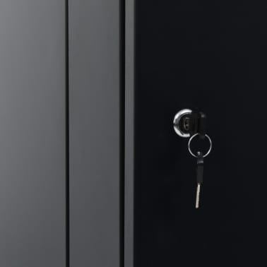 "vidaXL 24U komutacinė spinta, 19"", IP20, 600x1000x1230 mm[7/11]"