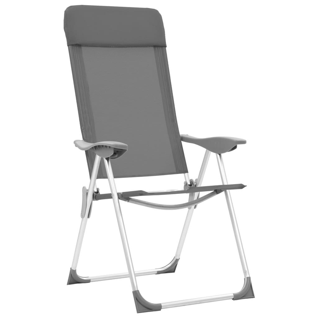 Két állítható pozíció különleges kemping szék Szabadidős