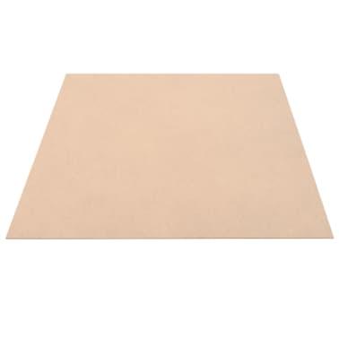 vidaXL Plaque de MDF 10 pcs Carré 60 x 60 cm 2,5 mm[3/6]