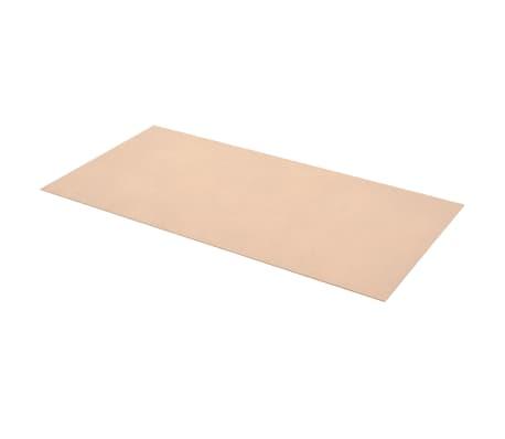 vidaXL MDF-skivor 5 st rektangulära 120x60 cm 2,5 mm