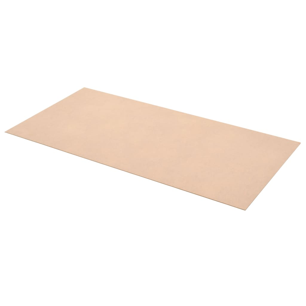 Image of vidaXL 10 pcs MDF Sheets Rectangular 120x60 cm 2.5 mm
