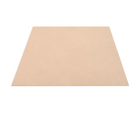 vidaXL MDF plokščių lakštai, 4vnt., 60x60cm, 12mm, kvadratiniai[3/6]