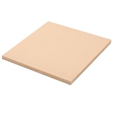 vidaXL 2 kosa MDF plošče kvadratne 60x60 cm 25 mm[1/6]