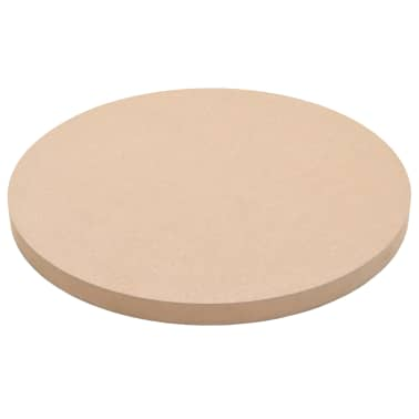 vidaXL Stalviršis, apvalus, MDF, 300x18mm[2/6]